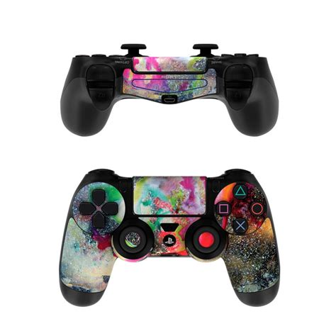 sony ps controller skin universe  creative  nature