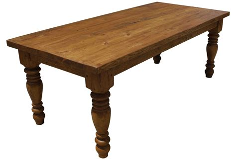 farm dining table legs wood dining table legs