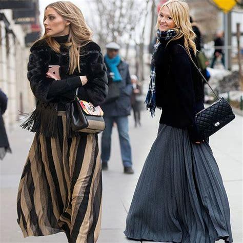 Модные юбки осеньзима 20202021 . Модные длинные юбки