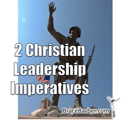 christian youth leadership imperatives christian