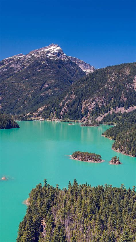 ml91-lake-water-mountain-view-nature - Papers.co