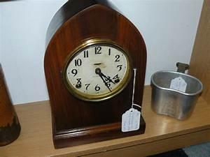 Solar Mantel Clock Manual