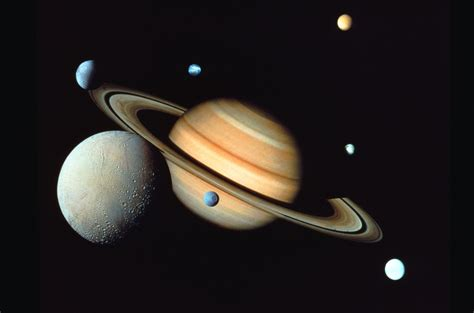 science projects  saturn sciencing