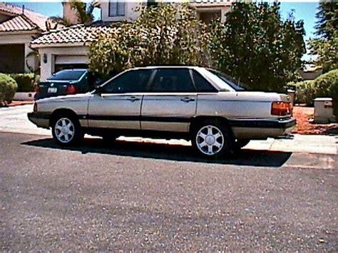 how make cars 1986 audi 5000s engine control jordan5000tq 1986 audi 5000 specs photos modification info at cardomain