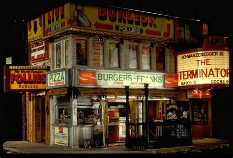 a french museum dedicated to over 100 hyperrealistic miniature film sets colossal