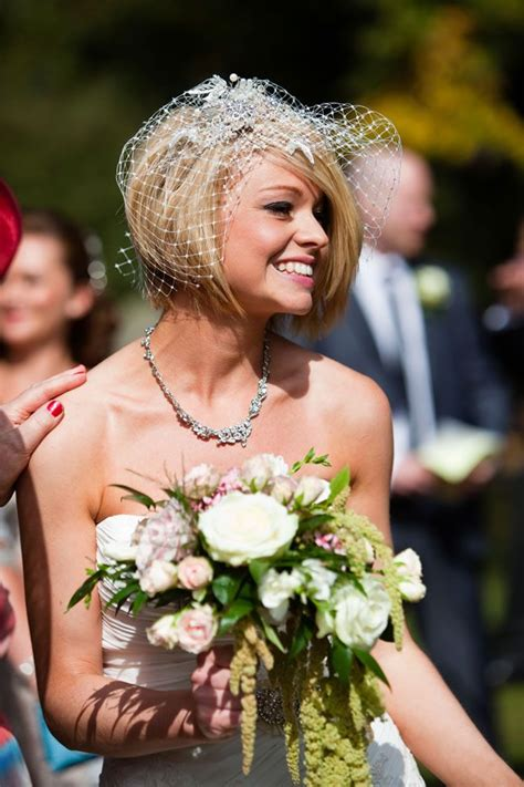 ideas  bob wedding hairstyles  pinterest