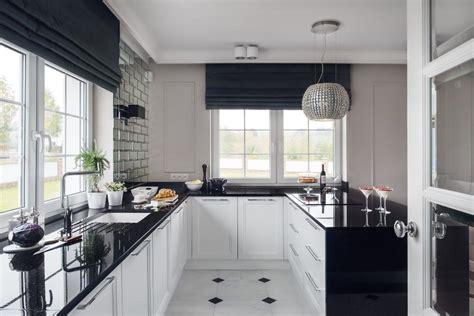 elegant art deco kitchen design  glam touches digsdigs