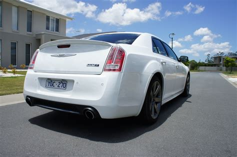 Chrysler 300 Reviews by Chrysler 300 Srt8 Review Photos Caradvice
