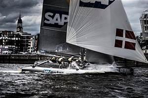 Extreme Sailing Series™ Act 5, Hamburg - Day 1