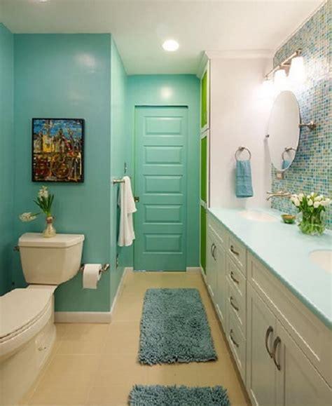 Modern Small Bathroom Colors by 25 Most Brilliant Narrow Bathroom Ideas That Ll Drop