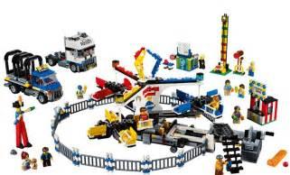 Bear Bed Set by Lego 10244 Fairground Mixer I Brick City