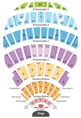 hollywood bowl hollywood bowl seating charts