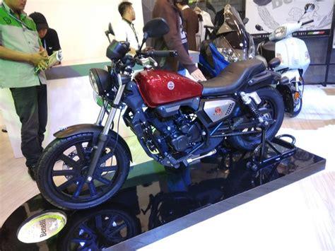 Benelli Motobi 200 Evo Image by All New 200cc Benelli Motobi Evo Cruiser Officially Unveiled
