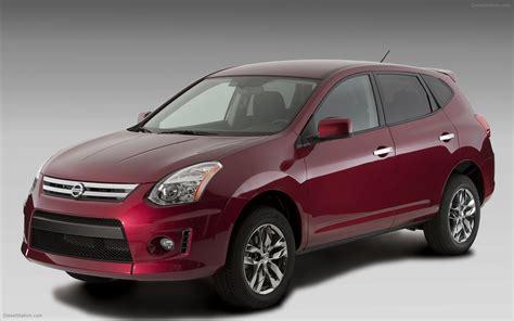 2010 Nissan Rogue by 2010 Nissan Rogue Krom Widescreen Car Wallpapers