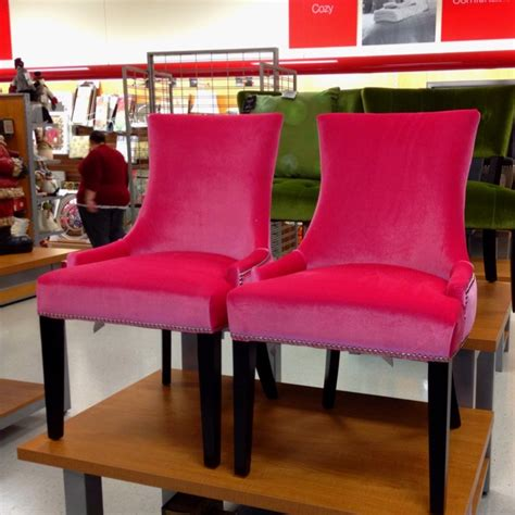 pink chair from tj maxx furniture