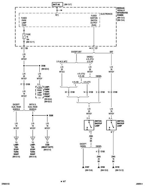 Dodge 2500 Dome Light Wiring Diagram by Dodge Ram 1500 Questions Brake Lights Don T Illuminate