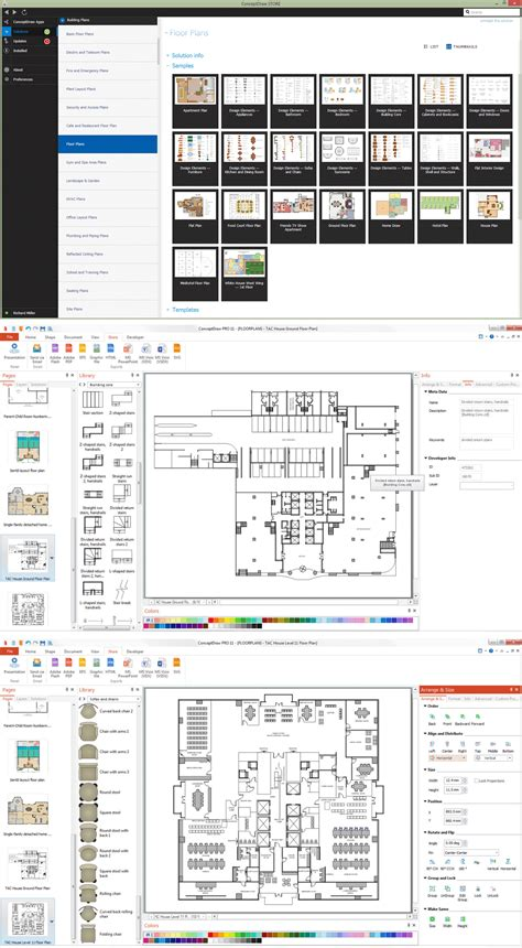 floor plans software create great  floor plans