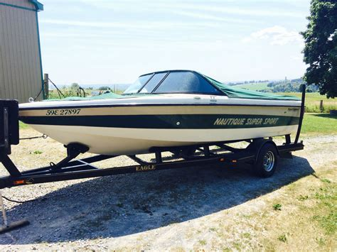 Used Nautique Boats Canada by Nautique Sport 1999 For Sale For 18 000 Boats