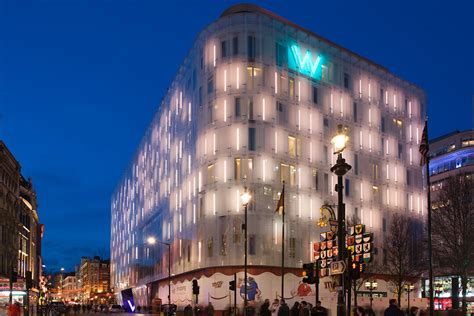 hotel leicester square london  steerforth partners