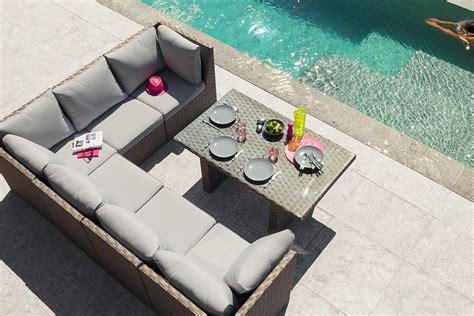 beau canapé d angle salon de jardin canapé d 39 angle