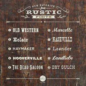 my top ten favorite rustic and handwritten fonts fonts With rustic lettering alphabet