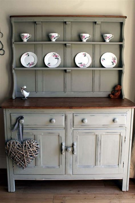 Painted Hutch Ideas - best 25 chalk paint hutch ideas on hutch