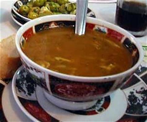 recette de cuisine marocaine ramadan recette de harira soupe marocaine du ramadan