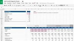 Free Cash Flow Berechnen : unternehmensbewertung mit excel cash flows berechnen ~ Themetempest.com Abrechnung