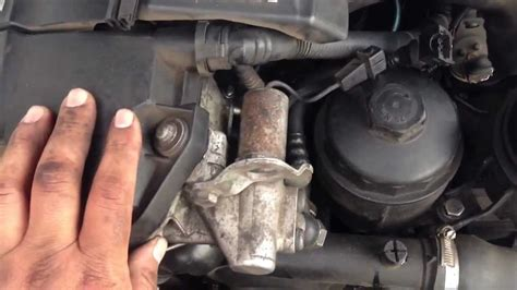 How Remove Camshaft Sensor Solenoid Switch Bmw
