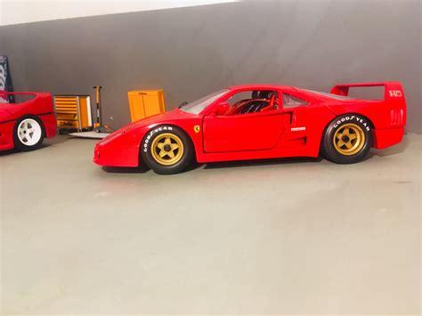 Amazon's choice for ferrari f40 diecast. Ferrari F40 (With images)   Ferrari f40, Sports car, Ferrari