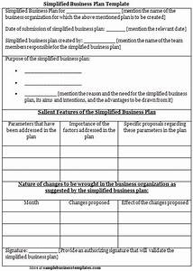 best business plan templates free free business template With free buisness plan template