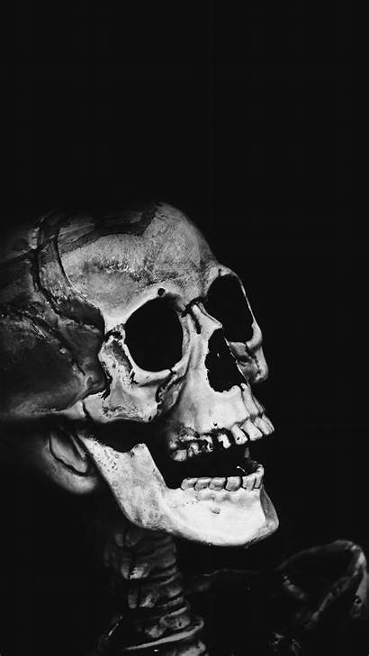Skull Classic Phone Wallpapers Mobile Android Phones