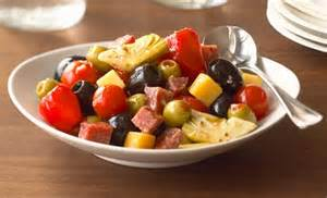 Classic Italian Antipasto Salad