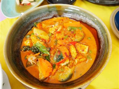 cuisine poulet au curry cuisine thaï recette de légumes poulet au curry