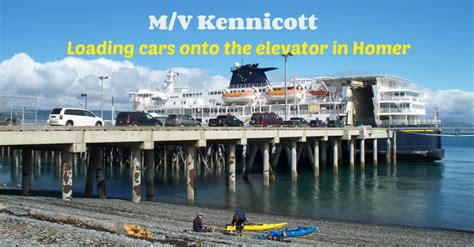 Afr About The M/v Kennicott