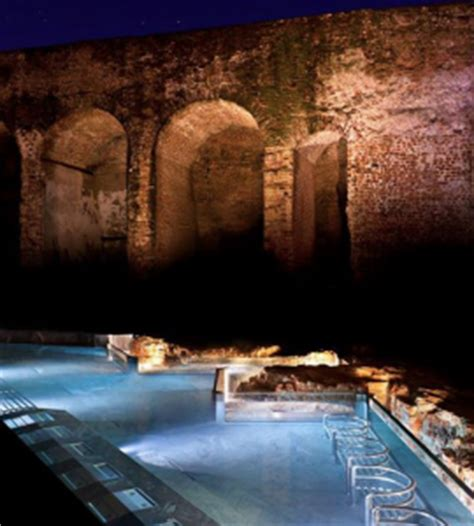 Spa Porta Romana by Qc Termemilano Spa Amongst Milan S Ruins