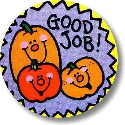 Job Sticker Clipart Clip Cliparts Stickers Outstanding