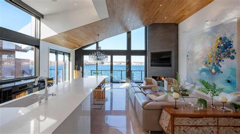 Contemporary Home Open To Panoramic Views by Projects Haus Architecture For Modern Lifestyles