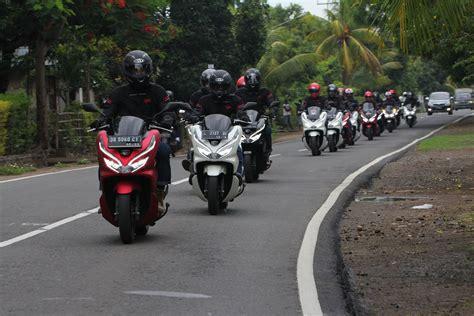 Pcx 2018 Medan by Touring Honda Pcx Di 4 Pulau Indonesia Rpmsuper