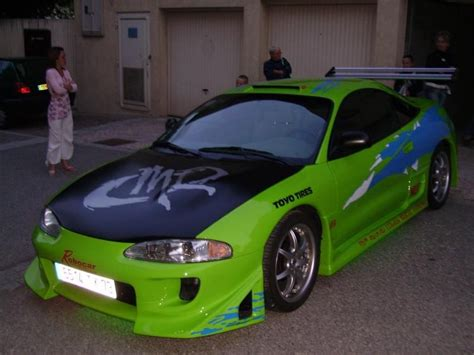 mitsubishi eclipse driven  paul walker   fast tattoo mitsubishi eclipse tattoo