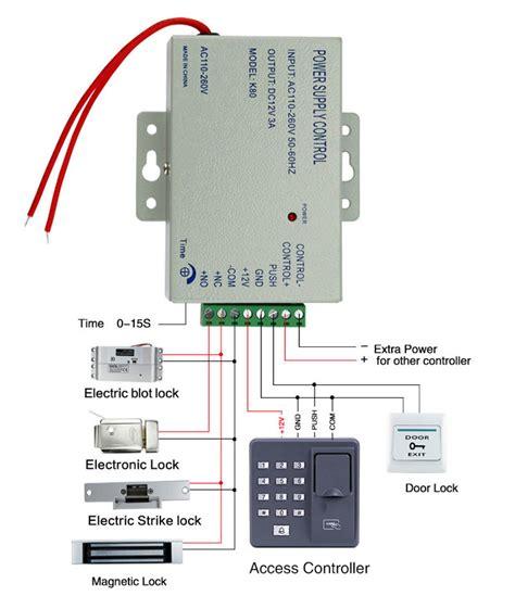 door access control wiring diagram somurich com