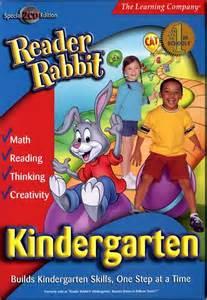 reader rabbit kindergarten educational pc computer 220 | 1000x1000