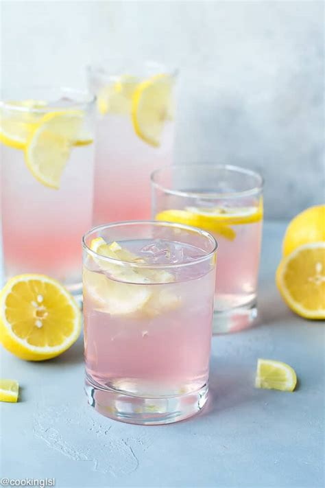 Pink Lemonade Vodka Cocktail  Cooking Lsl
