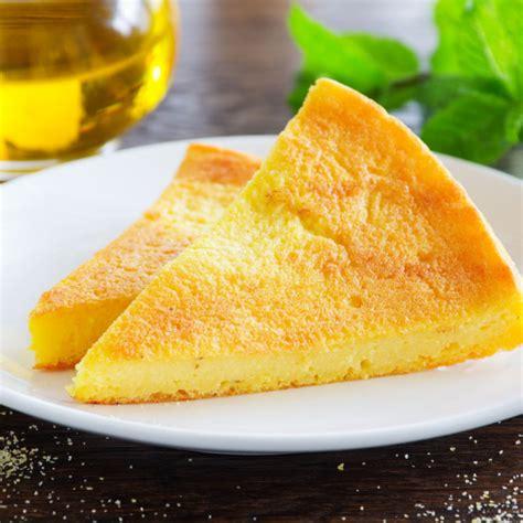 recette gateau de polenta sale facile rapide