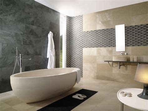 Modern Bathroom Tiles Light