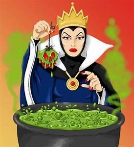 Evil Queen w/poison apple | Random Likes | Pinterest