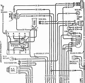 73 Corvette Wiring Diagram