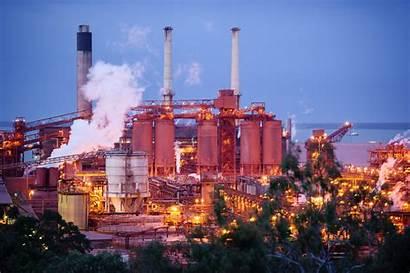 Industrial Landscapes Plant Gladstone Jowitt Gavin