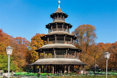 Englischer Garten München Chinesischer Turm Anfahrt by Kostenloses Foto M 252 Nchen Englischer Garten Kostenloses
