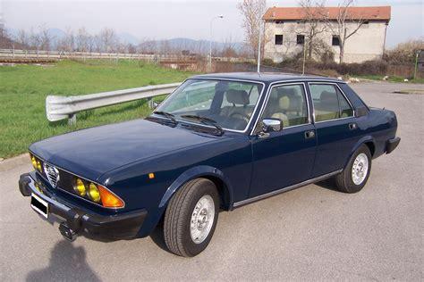 Alfa Romeo Alfa 6 2,5 V6 Serie 1